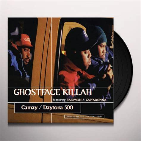 12 Reasons To Die Vinyl by Ghostface Killah T Shirt Ghost Killah 12 Reasons To