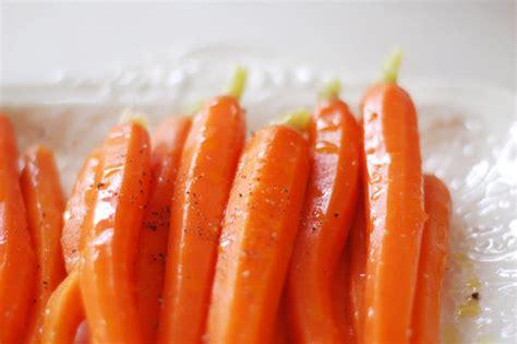 steamed carrots with olive oil and lemon popsugar food