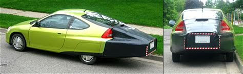 boats and hoes geo 3 metrompg s honda insight boat tail extension cardboard