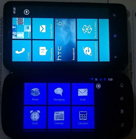 install android on windows phone install windows phone 7 launcher on android