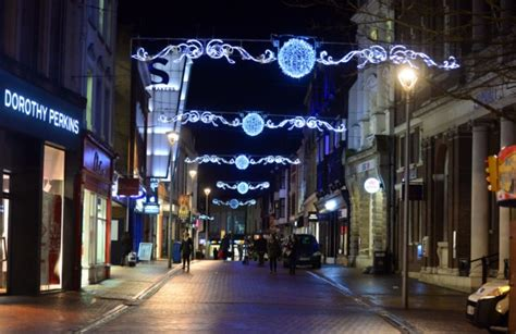 all you need to know about ipswich s christmas lights