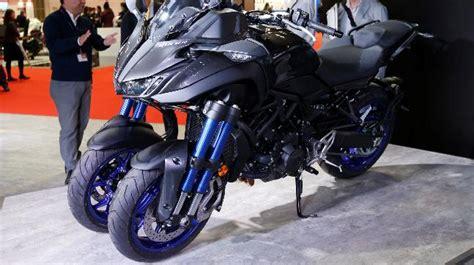 yamaha niken  wheeler launched  rs  lakh