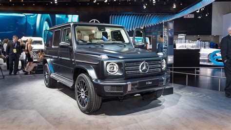 mercedes g class 2019 mercedes g class is the of the lineup