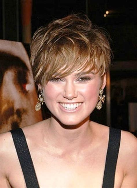 short hair women over 50 round face short hairstyles for round faces women s fave hairstyles