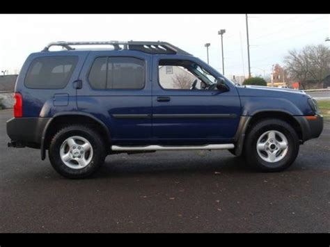 nissan xterra curb weight 2003 nissan xterra blue 200 interior and exterior images