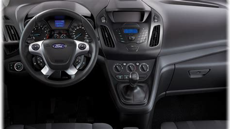 ford interno tourneo connect