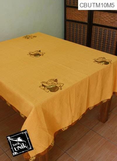 taplak meja makan motif semar batik taplak meja batik murah batikunik