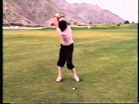 payne stewart swing payne stewart golf swing video