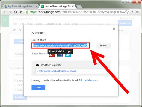 google drive form tutorial how to create a form using google drive 8 steps with