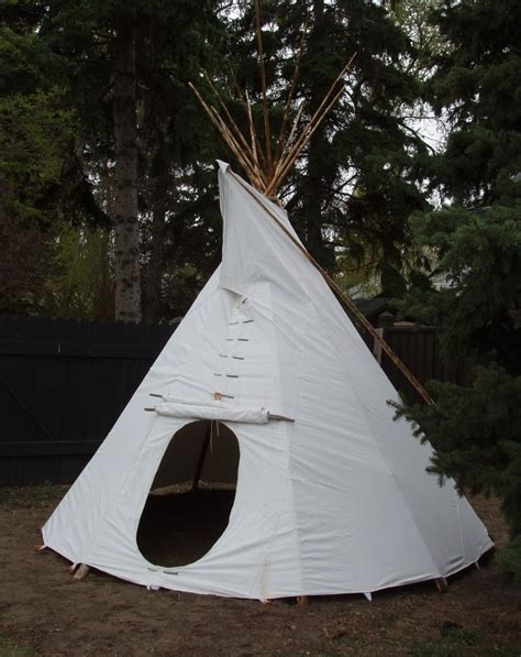 How To Make A Backyard Teepee by Entrance Teepees For Sale