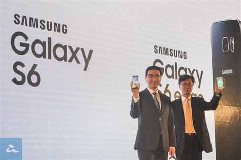 Harga Pasaran Samsung A6 samsung malaysia melancarkan galaxy s6 dan galaxy s6 edge