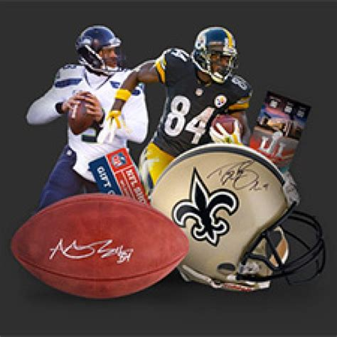 Nfl Sweepstakes - win a super bowl trip nfl memorabilia granny s giveaways