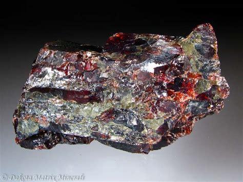 Garnet Pyrope pyrope mineral specimen for sale