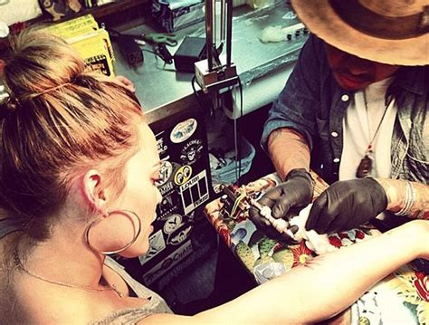 tattoo mp3 hilary duff hilary duff news and pictures hilary duff tattoos