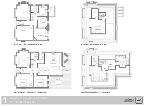 extension floor plans house extension newlands from macdonald dickson macdonald