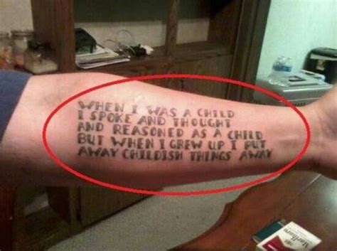 epic tattoos pin by redman on my funnies worst tattoos