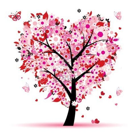 tree hearts pictures images photos