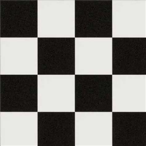 Black And White Vinyl Flooring by White Tile Floor