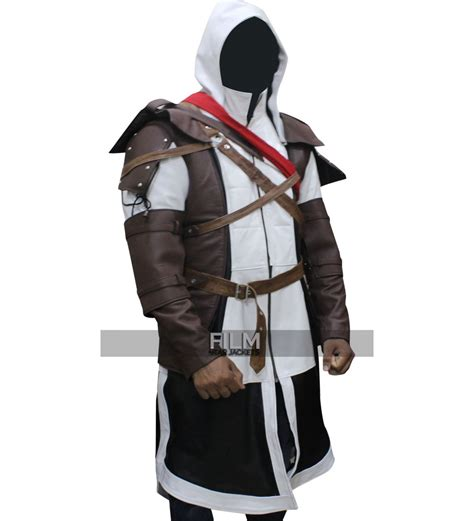 Jaket Parka Assasin Craem assassins creed 4 black flag edward kenway jacket sale