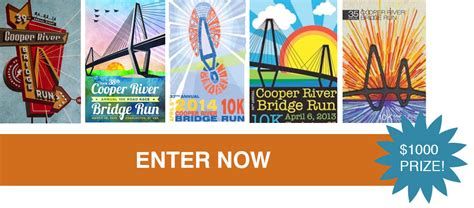 idea design contest cooper river bridge run shirt design contest