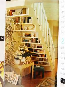 Shallow Bookcase Ikea Over 30 Clever Under Staircase Storage Space Ideas And