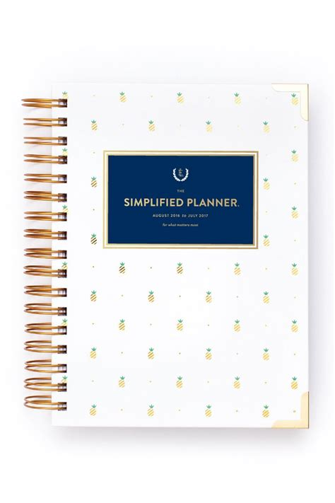 How To Organize A Home Office by Emily Ley 2017 Simplified Planner From Michigan By R S V P