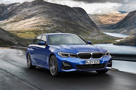 bmw  series revealed  stunning photo shoot
