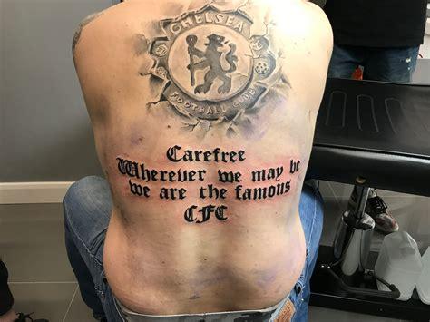 chelsea tattoo chelsea s chelsea