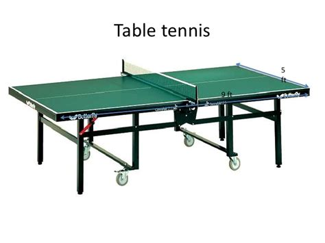 table tennis dimensions table tennis vs tennis courts