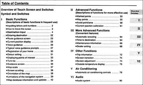 download car manuals 2001 lexus gs navigation system 2001 lexus gs 430 gs 300 navigation system owners manual original