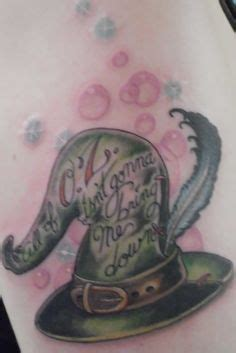 witch hat tattoo witch broom and hat search pictures