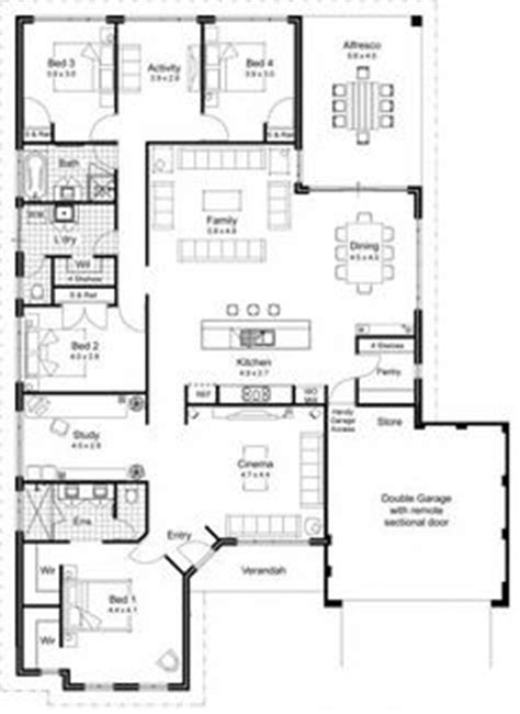 media room floor plans plan 31836dn modern masterpiece house design and