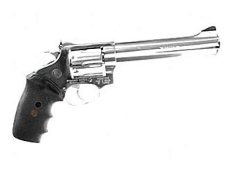 frame rubber sts model r972 small frame revolver 357 magnum 6