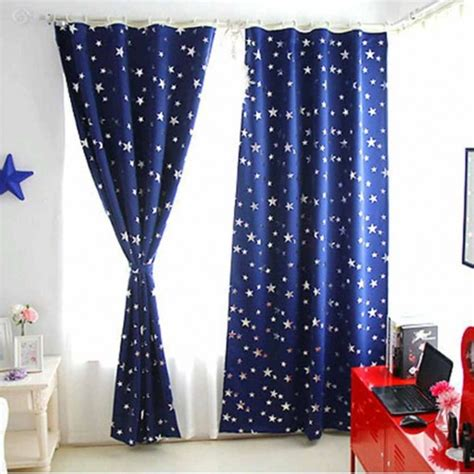 curtains with stars on them stars curtain