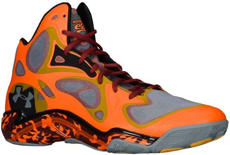 armour basketball shoes orange buy cheap armour new basketball shoes