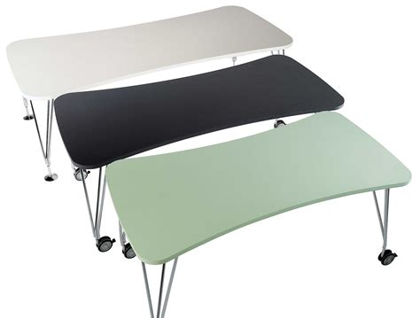 le de bureau kartell table max bureau roulettes l 160 cm blanc kartell