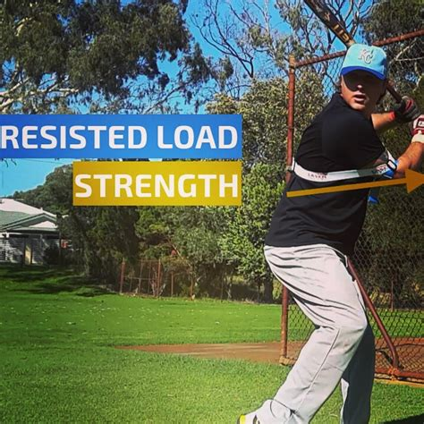 Baseball Swing Trainer - power load swing trainer baseball swing load baseball