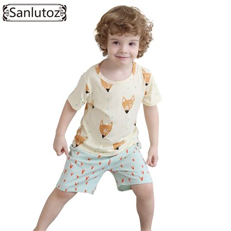 C788 Kid Cotton Fashion Set clothes cotton boys set summer children clothing set brand sport suits for boys toddler
