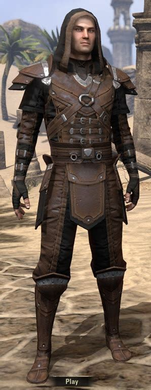 eso fashion covenant scout elder scrolls