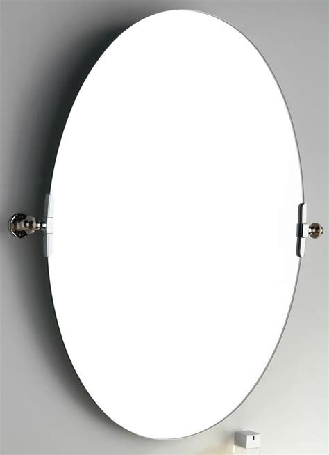small oval bathroom mirrors 1000 ideas about oval bathroom mirror on pinterest
