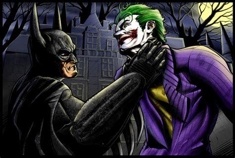 imagenes batman vs joker batman vs joker by kyle chaney on deviantart