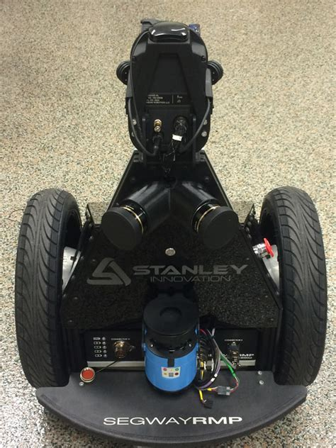 Bor Stanley bringing on board computing to robotics