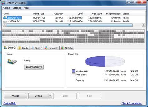 best defrag software 7 best free disk defragmenter software to defrag drive
