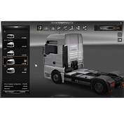 New Cabins For Man TGX Without Spoiler V 20  ETS2planetcom