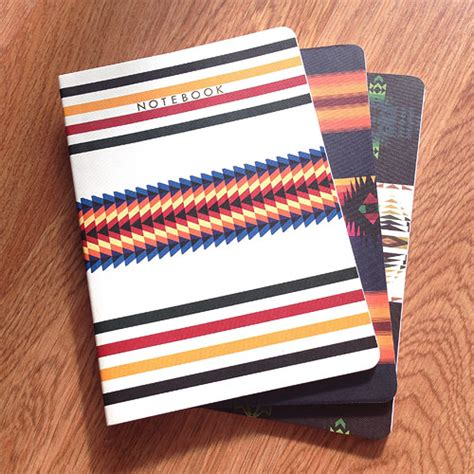 Notebook Giveaway - pendleton notebooks giveaway booooooom create inspire community art