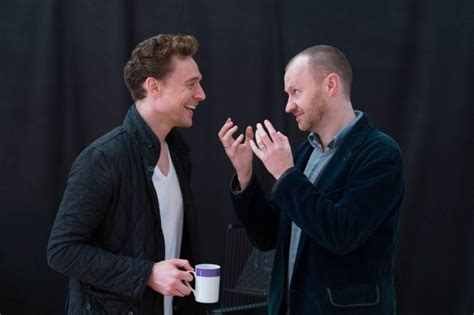 jacqueline boatswain partner photo flash in rehearsal with tom hiddleston more for