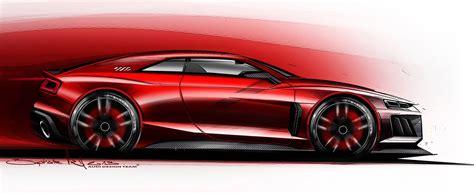 audi quattro sport concept audi quattro sport concept design sketch 02 supercar
