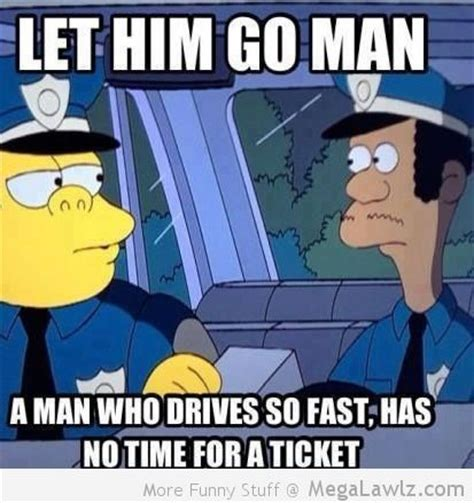 Speeding Meme - funny cop memes memes