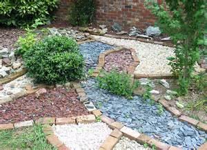 Garden Stones And Rocks 15 Landscaping Ideas Corner