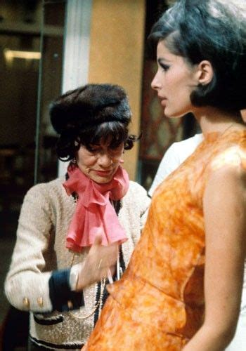 Modele De Dressing 1960 by 40 Best Coco Chanel 1960s Images On Vintage